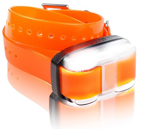 Dogtra EDGE 1 Mile Extra Dog Collar Orange