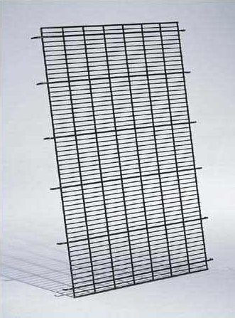 "Midwest Dog Cage Floor Grid Black 35"" x 24"" x 1"""