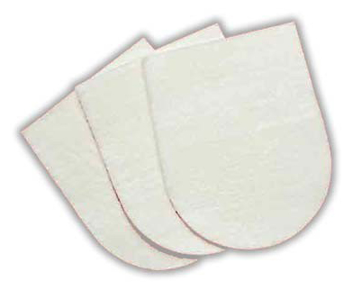 Bowserwear Healers Replacement Gauze Extra Large / Large White