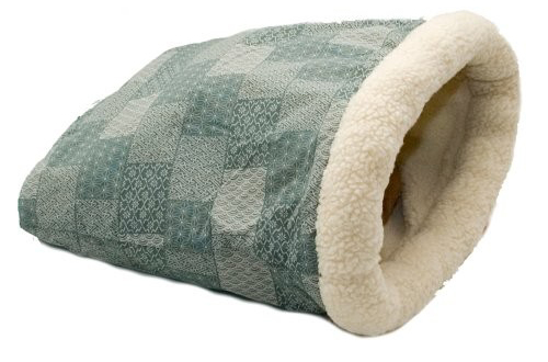 "K&H Pet Products Kitty Crinkle Sack Teal 17"" x 17.5"" x 4.5"""