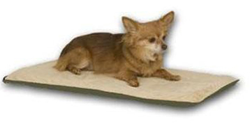 "K&H Pet Products Thermo-Pet Mat Mocha 14"" x 28"" x 0.5"""