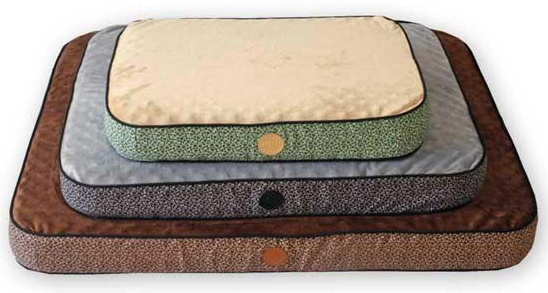 "K&H Pet Products Superior Orthopedic Pet Bed Small Mocha 20"" x 30"" x 5"""