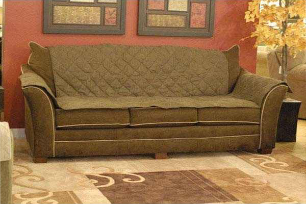 K&H Pet Products Furniture Cover: Couch, Tan