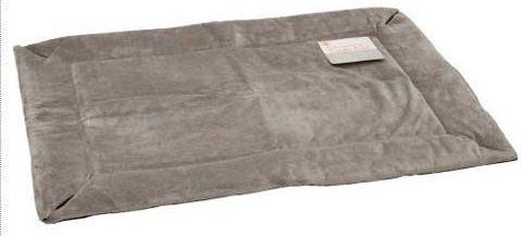 "K&H Pet Products Self-Warming Crate Pad Extra Small Gray 14"" x 22"" x 0.5"""