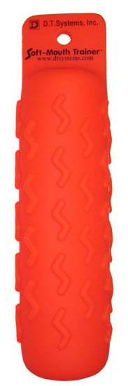 D.T. Systems Soft Mouth Trainer Dummy: Orange, Large