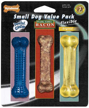 Nylabone Small Dog Value Pack