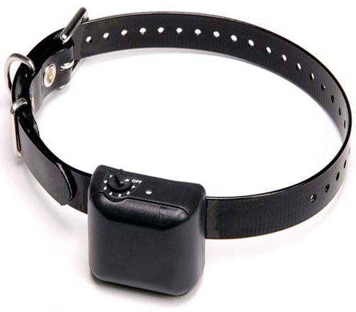 Dogtra No Bark Collar Small / Medium Black