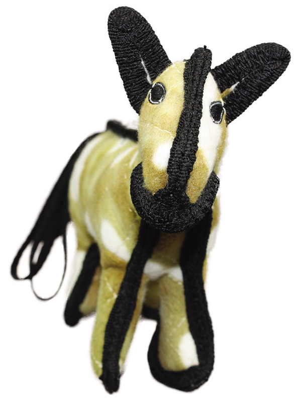 Tuffy Toy Jr Barnyard: Horse, Jr Howie