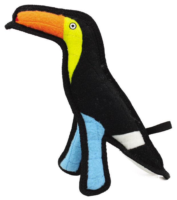 Tuffy Toy Jr Zoo: Toucan, Jr. Togo
