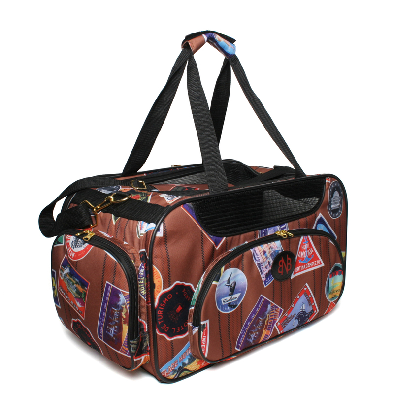 Bark N Bag Traveler Weekender Collection: Small