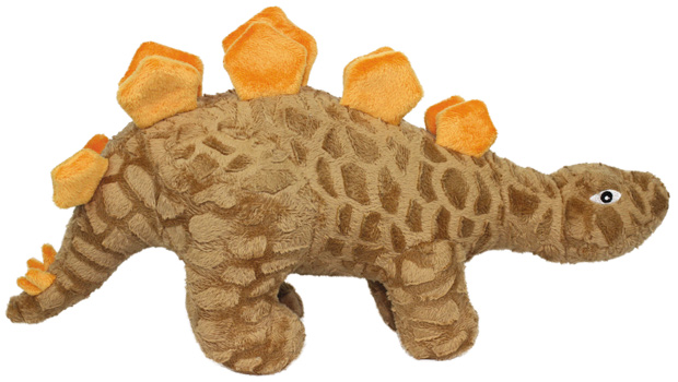 Mighty Toy Dinosaur: Stegosaurus, Stu