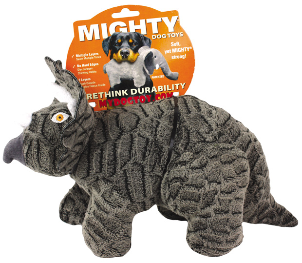 Mighty Toy Dinosaur: Triceratops, Tristen
