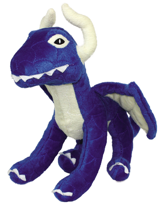 Mighty Toy Dragon: Blue