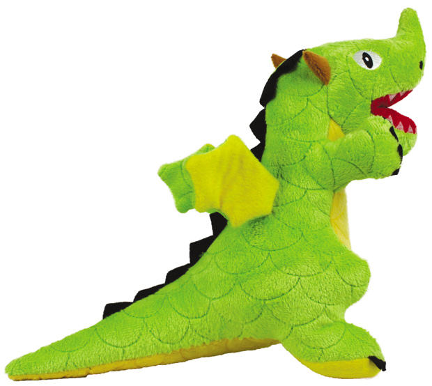 Mighty Toy Dragon: Green
