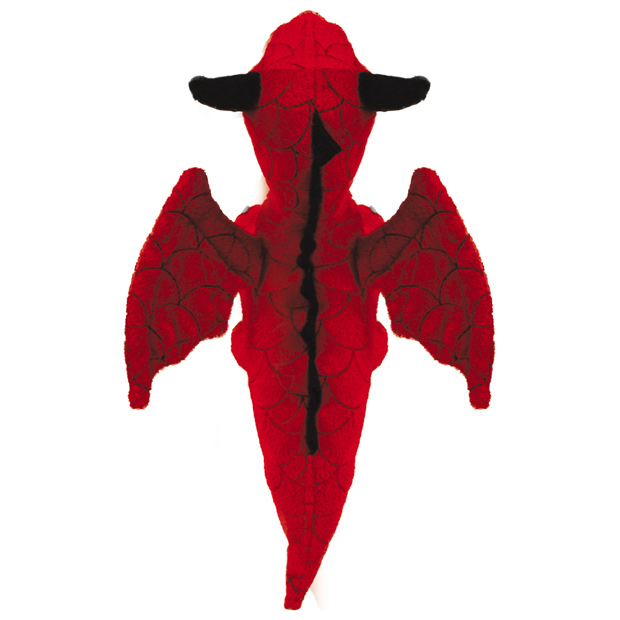 Mighty Toy Dragon: Red