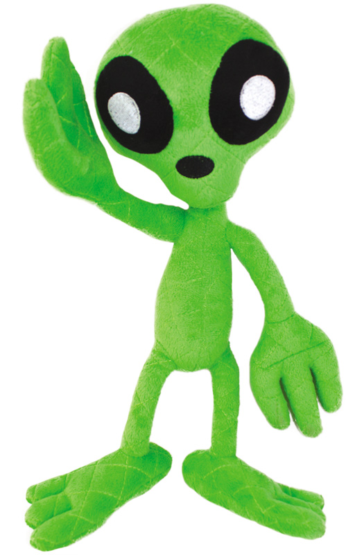 Mighty Toy Alien: Albert