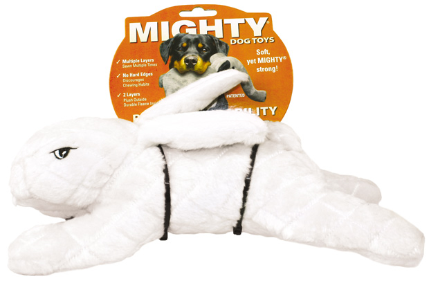 Mighty Toy Nature: Rabbit White, Bunny McFlop
