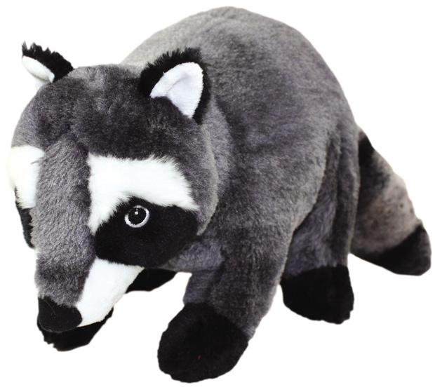 Mighty Toy Nature: Raccoon, Rocco