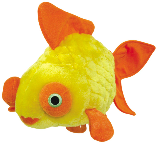 Mighty Toy Ocean: Goldfish, Gideon