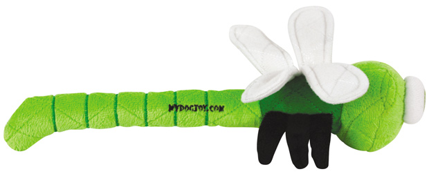Mighty Toy Jr.: Dragon Fly, Green