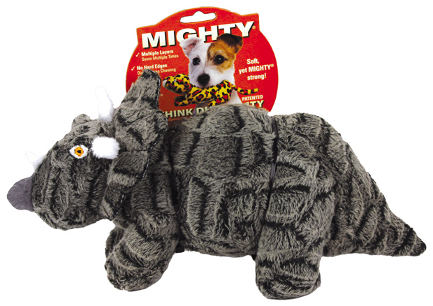 Mighty Toy Jr.: Triceratops