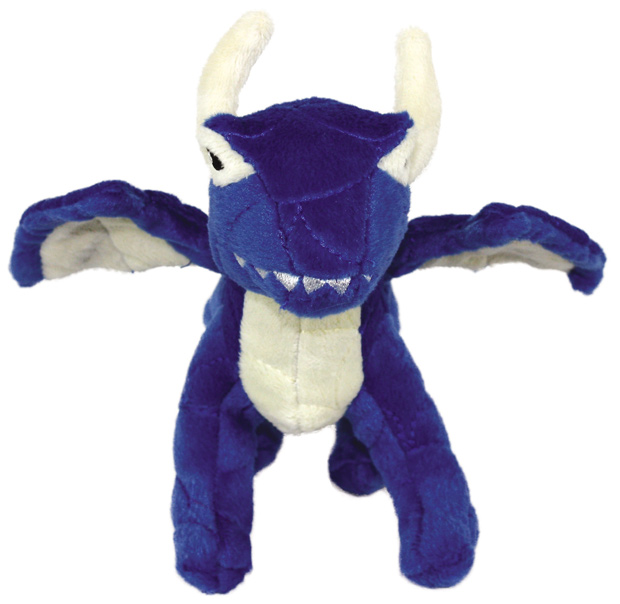 Mighty Toy Jr.: Dragon, Blue