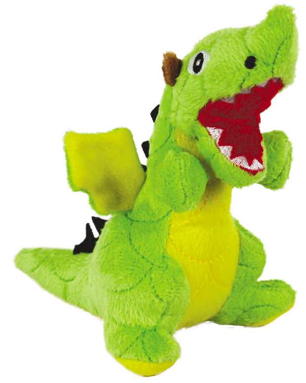 Mighty Toy Jr.: Dragon, Green