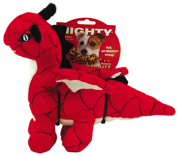 Mighty Toy Jr.: Dragon, Red