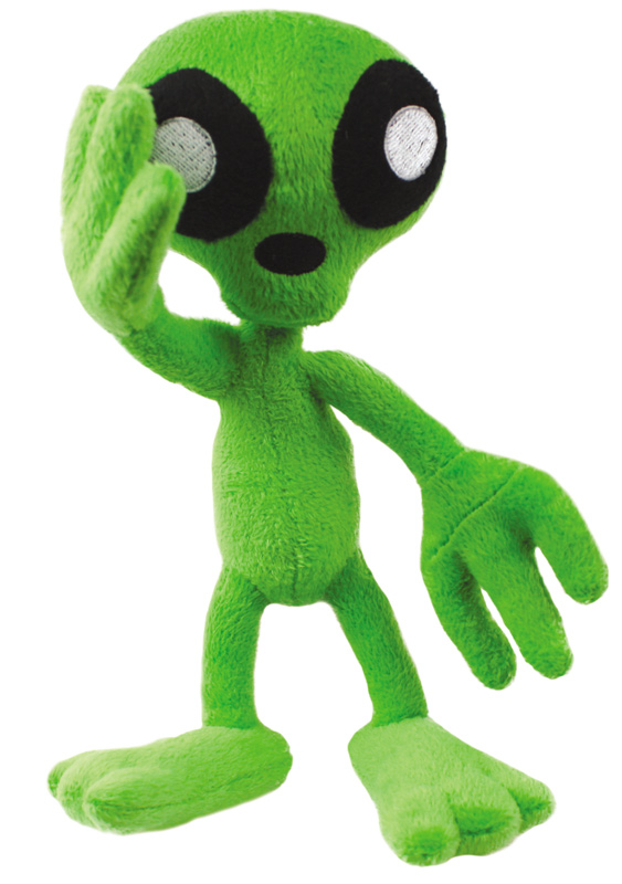 Mighty Toy Jr.: Alien