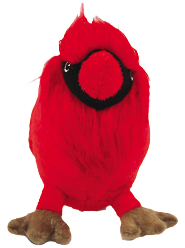 Mighty Toy Jr.: Cardinal
