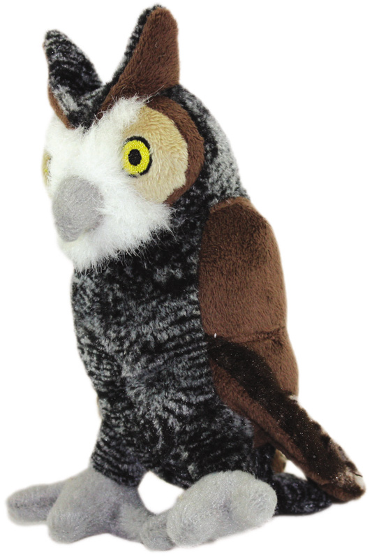 Mighty Toy Jr.: Owl