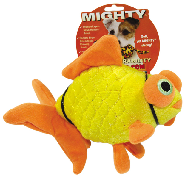 Mighty Toy Jr.: Goldfish