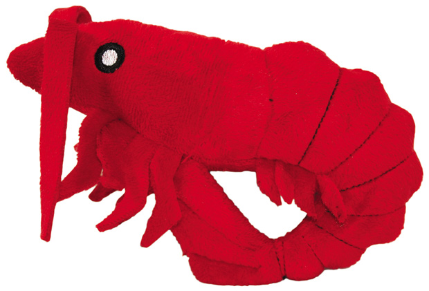 Mighty Toy Jr.: Prawn