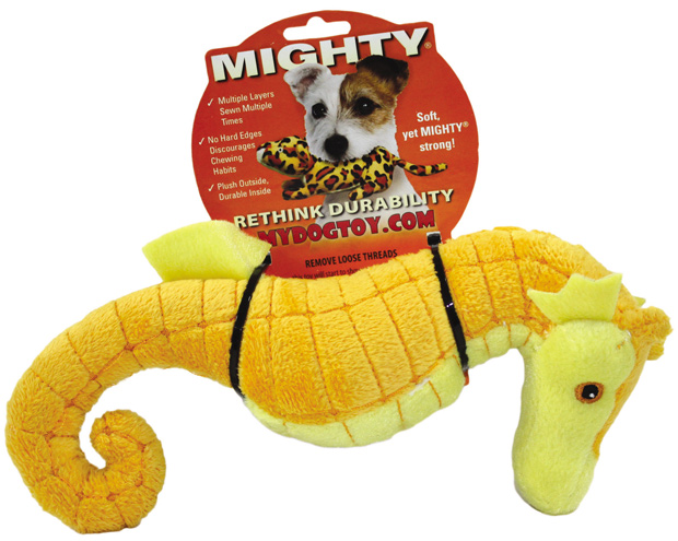 Mighty Toy Jr.: Seahorse