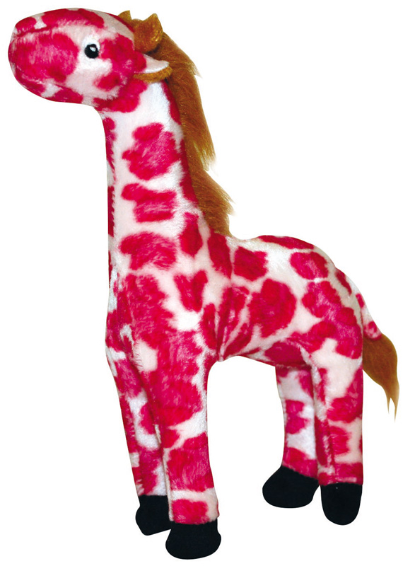 Mighty Toy Jr.: Pink Giraffe