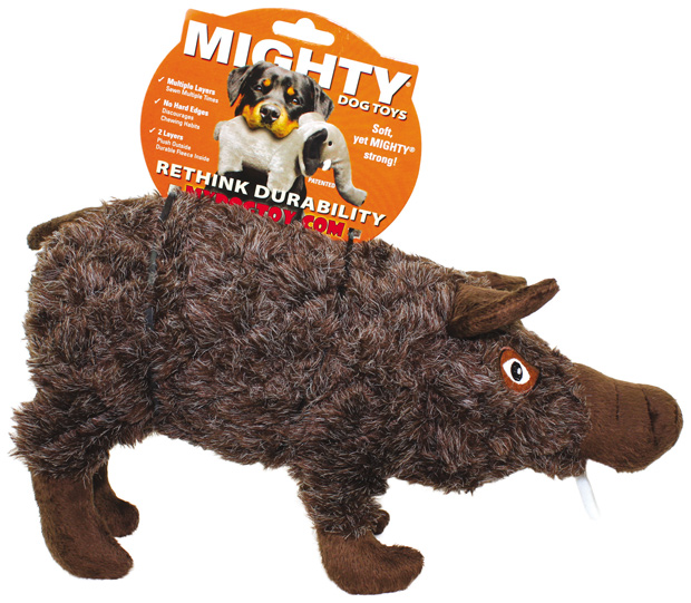 Mighty Toy Massive: Javelina