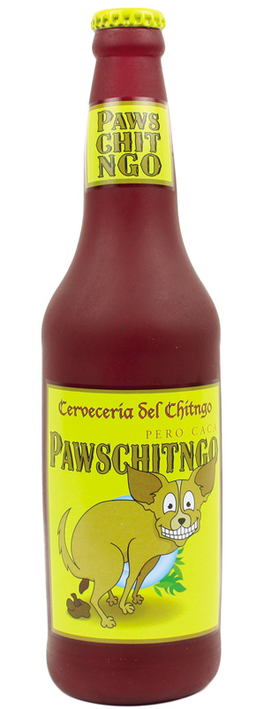 Silly Squeakers Beer Bottles: PawsChitnGo