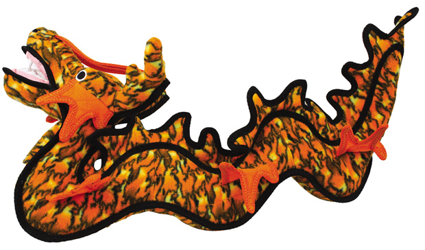 Tuffy Dragon: Orange