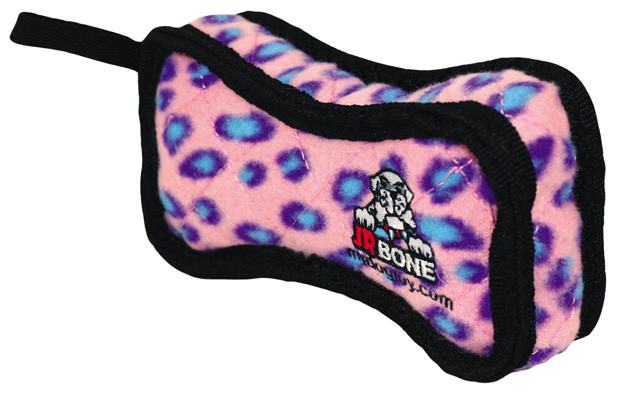 Tuffy Jr Bone 2: Pink Leopard
