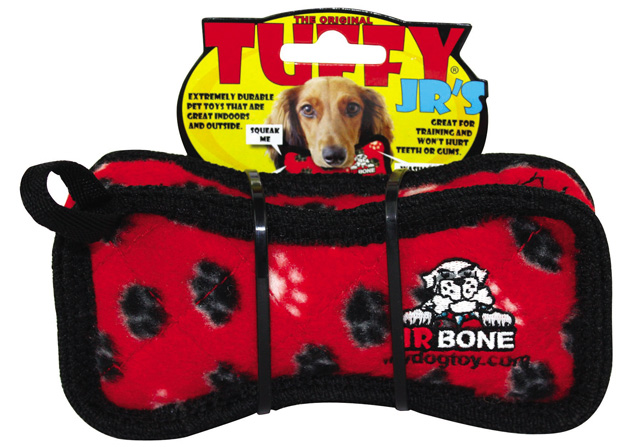 Tuffy Jr Bone 2: Red Paw