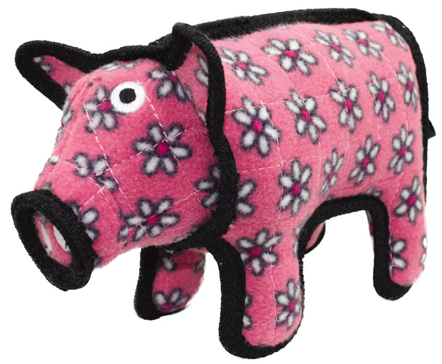 Tuffy Toy Jr Barnyard: Pig, Jr Polly