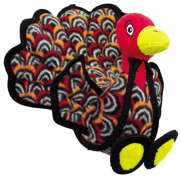Tuffy Toy Jr Barnyard: Turkey, Jr. Talulah