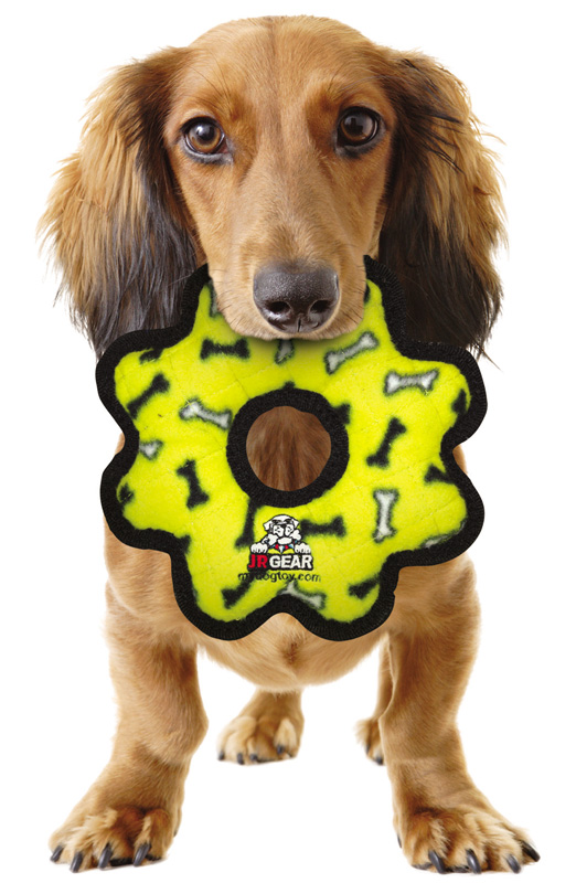 Tuffy Jr Gear Ring: Yellow Bones