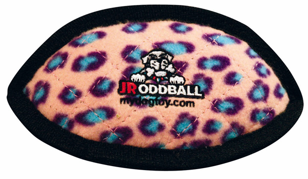 Tuffy Jr Odd Ball: Pink Leopard