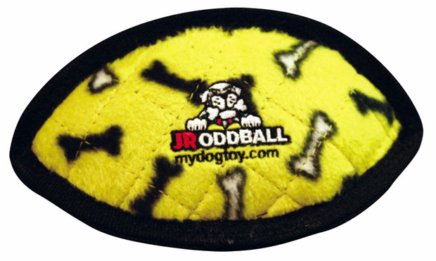 Tuffy Jr Odd Ball: Yellow Bones