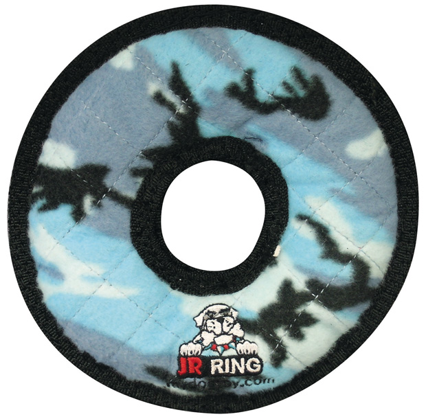 Tuffy Jr Ring: Camo Blue