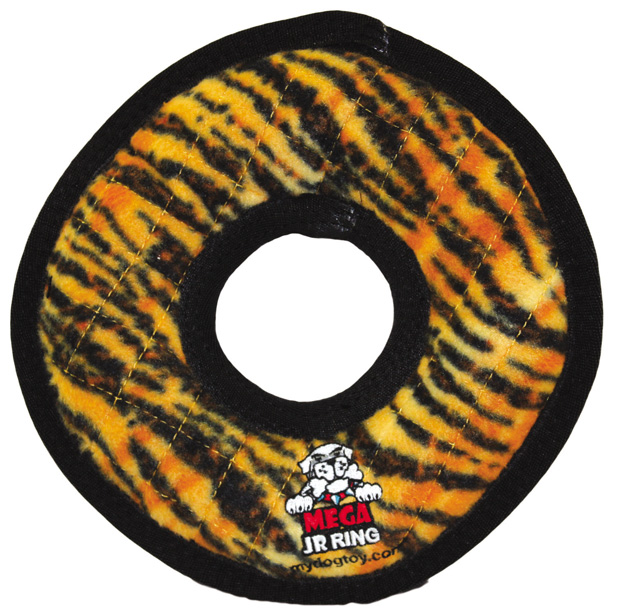 Tuffy Mega Jr. Ring: Tiger Print