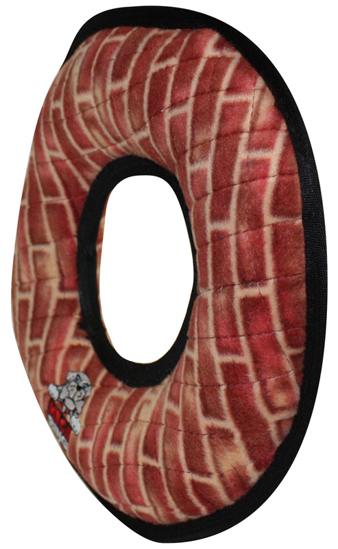 Tuffy Mega Ring: Brick Print