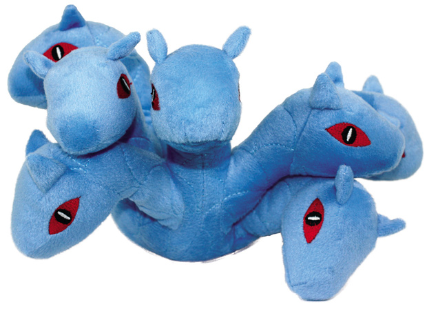 Mighty Toy Dragon: Hydra