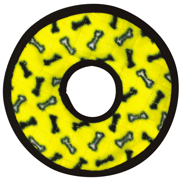 Tuffy No Stuff Ultimate Ring: Yellow Bone